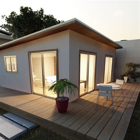 Small House Design by The P Pod