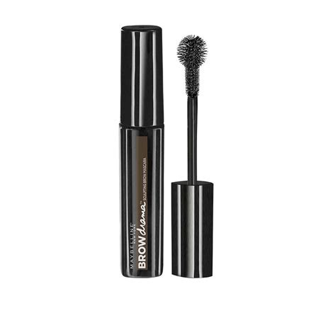 maybelline maskara do brwi brow drama transparent