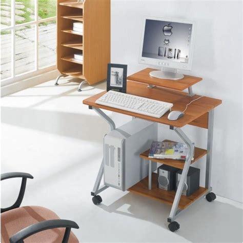 scrivania per computer scrivania per computer tavolino ufficio porta pc con ruote
