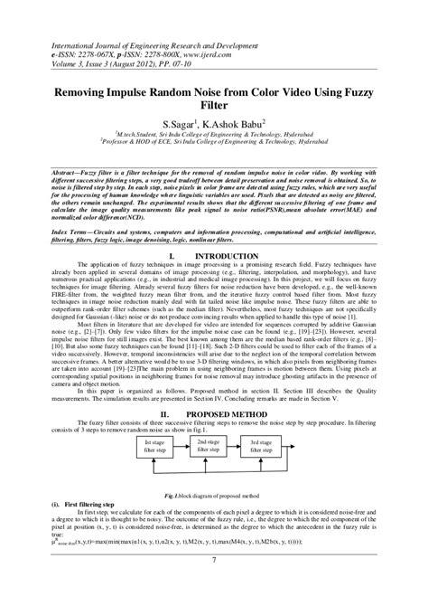 research paper publishing ijerd www ijerd international journal of engineering