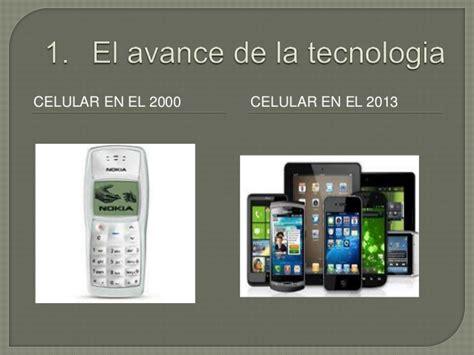 avance en la tecnologia el avance de la tecnolog 237 a