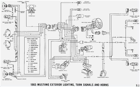 1966 ford headlight switch wiring diagram free