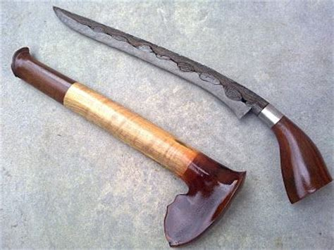 Pisau Badik Tradisional Knife badik tumbuk lada traditional weapon indonesia