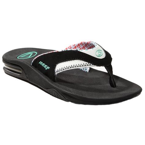 reef sandals outlet store reef fanning sandals s evo outlet