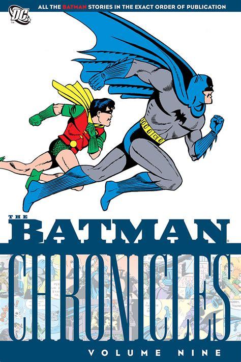 libro batman tp vol 9 batman chronicles vol 9 collected dc comics database