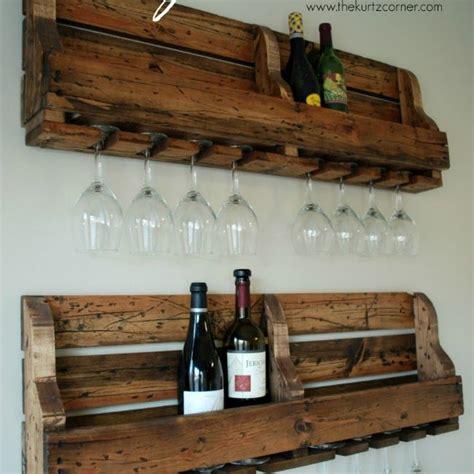 diy wine rack plans   build today