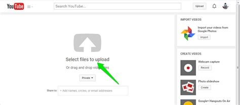 cara upload video di youtube iphone cara upload dan membagikan video private di youtube