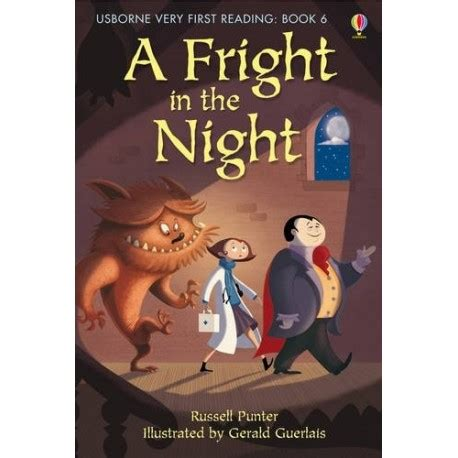 libro in the night of fright in the night english wooks