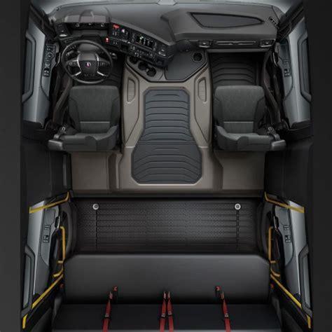 scania launches  generation crewcab trucks uk haulier