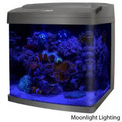 Coralife BioCube Aquarium System with Moonlight Lighting