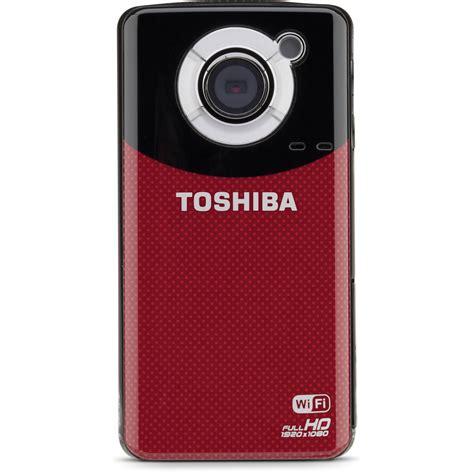 Memory Card 4gb Toshiba toshiba camileo air10 wifi hd camcorder with 4gb sd pa3906u 1c1r