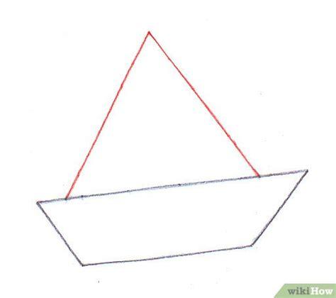 como dibujar un barco wiki how c 243 mo dibujar un bote 12 pasos con fotos wikihow