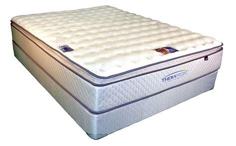 Therapedic Bed Satu Set Dr Pedic 100x200 therapedic backsense chatham mattress