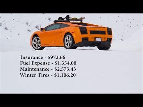 Lamborghini Maintenance Cost Lamborghini Gallardo Daily Driver