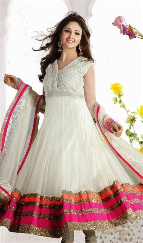 latest party wear frocks dresses 2014 for girls white frocks beautiful collection for girls eid 2014