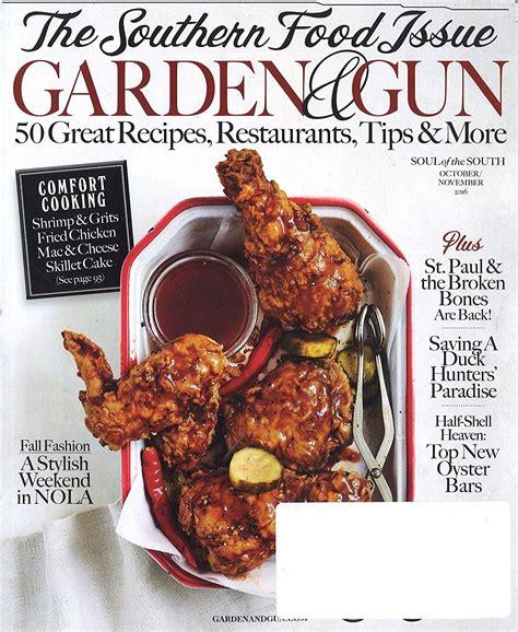 Garden And Gun Current Issue Garden Gun Magazine Discountmags
