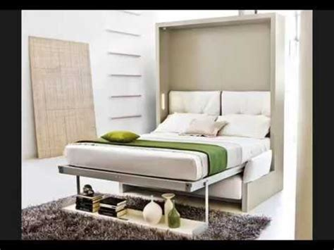 dise os de camas para espacios peque os muebles multifuncionales espacios reducidos obtenga