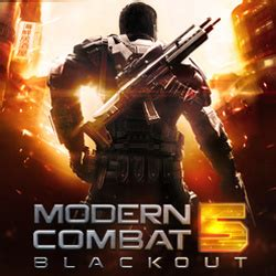 modern combat 5: blackout for iphone, ipad and android is
