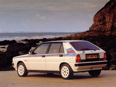 martini lancia 1985 lancia delta hf turbo related infomation