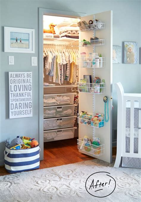 Baby Wardrobe Designs by Nursery Closet Organization Easy Diy Baby Closet