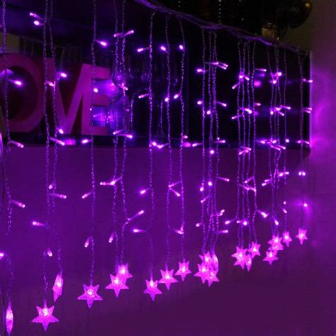 purple lights for bedroom curtains for bedroom window