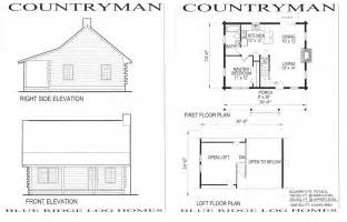log cabin designs and floor plans simple homes kits small pictures