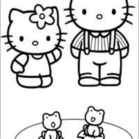 Hello Kitty Dear Daniel Coloring Pages | hello kitty dear daniel printables party ideas