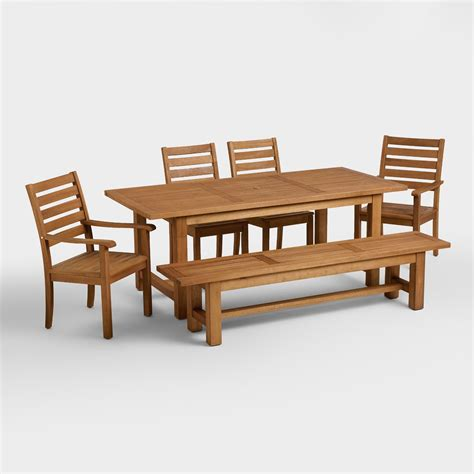 market outdoor table praiano outdoor dining collection market