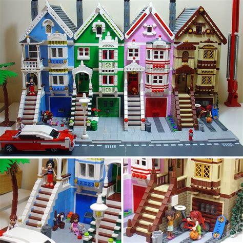 Kinderzimmer Jungen Ideen 4307 painted collage lego lego lego haus und