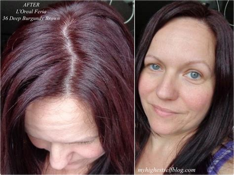 review with before and after photos loreal feria hair review before after oreal feria hair color medium hair