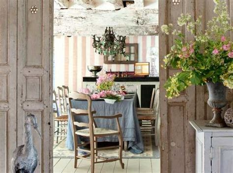 country decorating ideas turning mill into