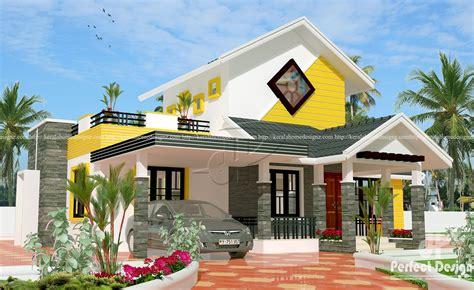 kerala home style 3 bedroom 3 bedroom single storey budget house kerala home design