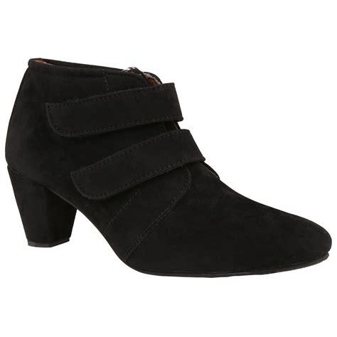 exotique womens black casual boots el0031bk buy boots