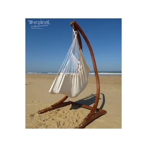 support hamac chaise support hamac chaise coolangatta avec bogota 233 cru rallonge