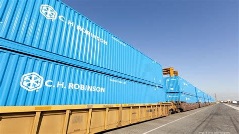 Ch Robinson Customs Broker by C H Robinson Acquires Apc Logistics For Us 225m Transport Intelligence