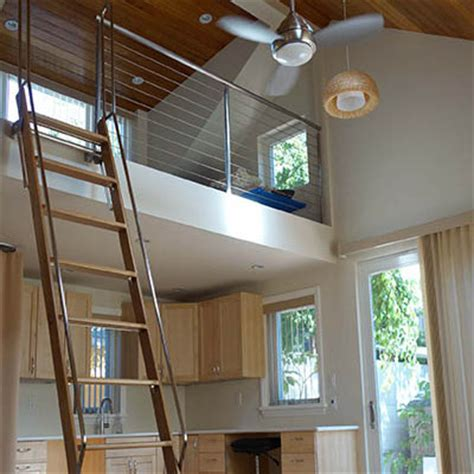 Tiny Home Interior Design by Flooring And Loft Ladders Why Would You Need Them