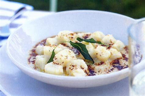 Link Sweet Potato Gnocchi With Gorgonzola by Potato Polenta Gnocchi With Gorgonzola Sauce Recipe