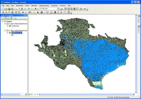 world map of rivers and streams and you ll see a new map withgreen watersheds and