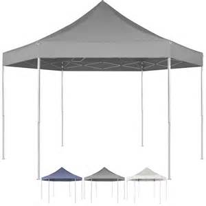 Pop Up Hexagon Gazebo by Hexagonal Pop Up Foldable Marquee Gazebo Canopy Tent