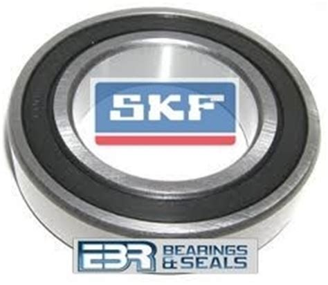 Bearing 6206 2rs C3 Skf skf 6206 2rs c3 scell 233 roulement 6206 2 rshc 3 30x62x16mm