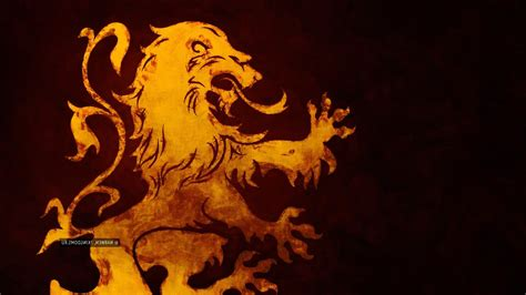 Of Thrones House Lannister of thrones house lannister wallpapers hd