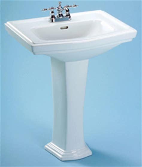 toto clayton pedestal sink pedestal sinks buying and installing a bathroom pedestal sink