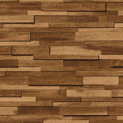 wood effect pattern muriva thin wood block pattern embossed vinyl wallpaper j45308