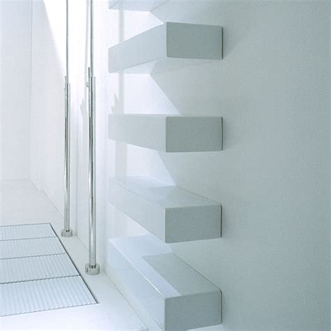 Ceramic Bathroom Shelves Bathroom Wall Shelves That Add Practicality And Style To Your Space