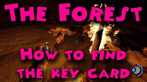 yacht keycard the forest how to find the key card youtube