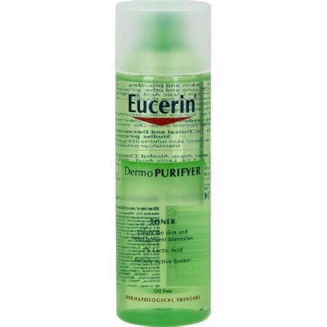 Eucerin Dermopurifyer Toner eucerin dermopurifyer toner 200ml clicks