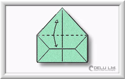 Step By Step Origami Box - origami box step by step 171 delu ltd finest paper and