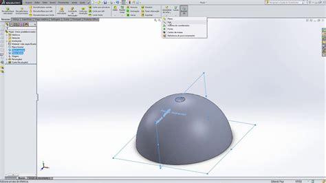 tutorial de solidworks 2014 solidworks 2014 tutorial de como desenhar uma bola de