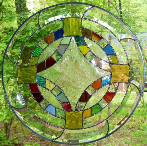 Stained Glass Patchwork - 509 best images about stained glass quilts patchwork on