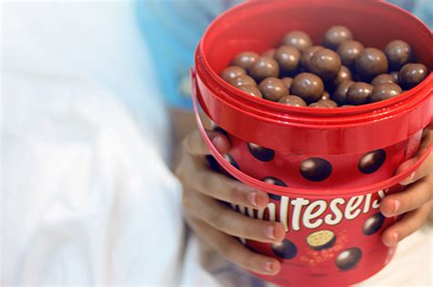 Maltesers Treats Size national month maltesers are apparently the nation